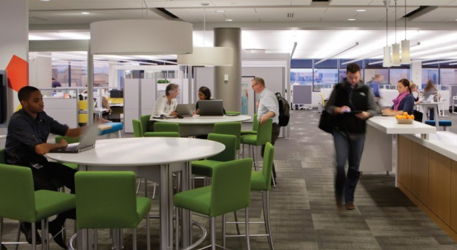 Work Cafe Steelcase